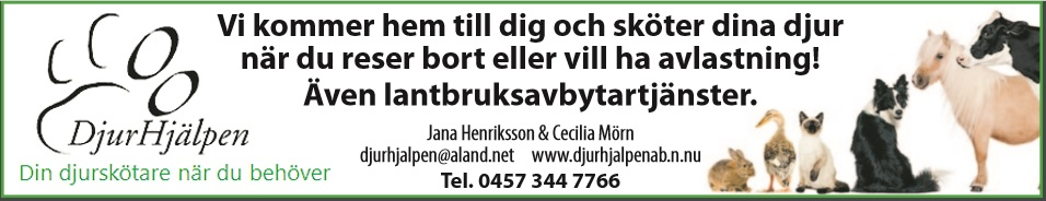 Djurhjälpen Åland Ab